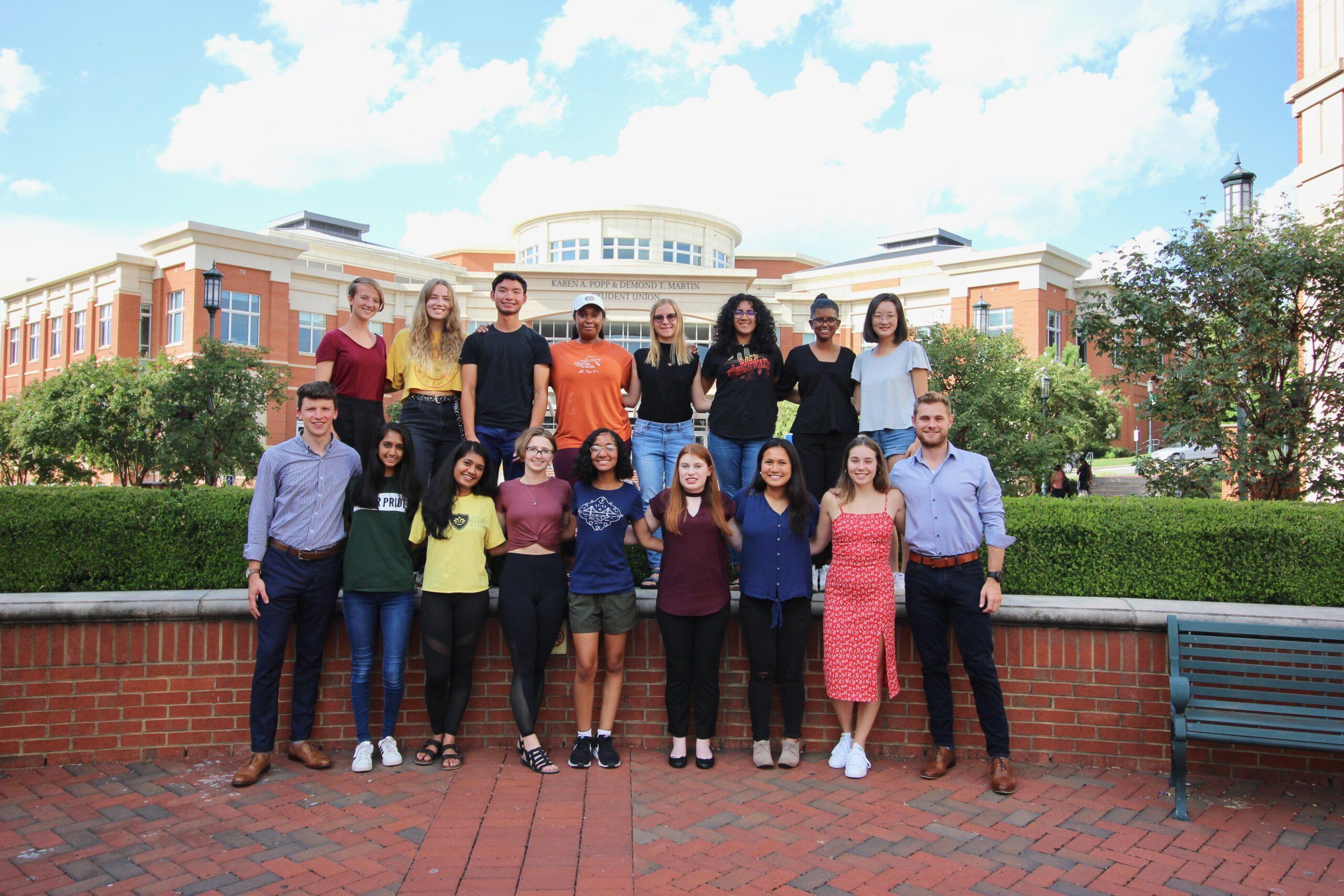 Millennium Fellows Class of 2019